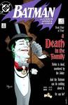 蝙蝠侠:家庭之死漫画第6话