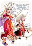 傲娇爱丽丝和豆丁魔理沙漫画第3话