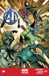 Avengers A.I漫画第1话