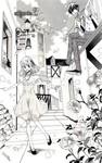 天空的妖精漫画第2话