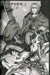 魔兽争霸.死亡骑士漫画第3-4话